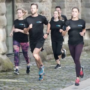 RunnersNeed Launch Weekly Run Club, Bluewater, Kent