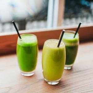 25p Donated to Mind's for every Super Green Juice Sold, Kent, Bluewater