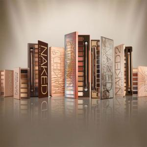 Urban Decay make-up sessions at John Lewis and Partners, Bluewater, Kent
