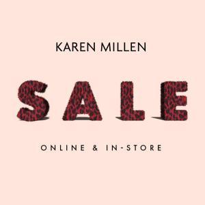 Karen Millen Sale, Bluewater