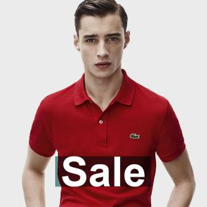Lacoste Sale, Bluewater, Kent