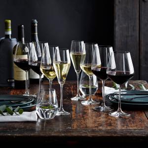 Le Creuset Wine Glasses, Bluewater, Kent