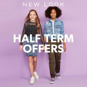 New Look Half Term Offers, Bluewater, Kent