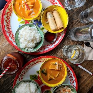 2-course Express Lunch from 9.95 at Rosa's Thai, Bluewater, Kent