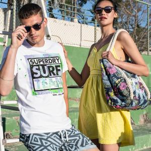 10% Student Discount at Superdry, Bluewater, Kent
