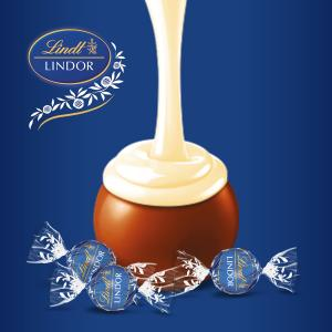NEW Lindor Milk and White promotion, Bluewater, Kent