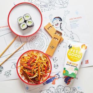 Yo Sushi Kids Eat Free, Bluewater, Kent