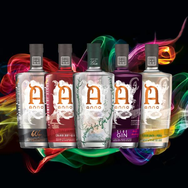 Anno Gin, Bluewater, Kent