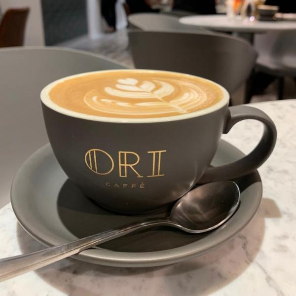 Ori Caffe now open at Bluewater, Kent