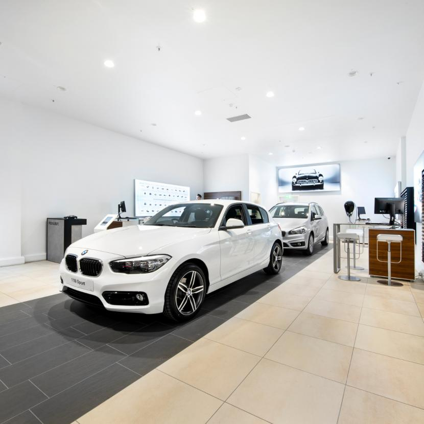 Stephen James BMW, Bluewater, Kent