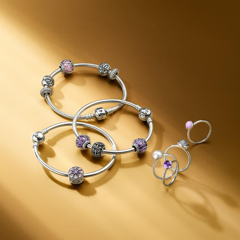 PANDORA's stylish and feminine jewellery captures the unforgettable moments and personal values in life. Visit Pandora, Bluewater for the latest designs and charms.