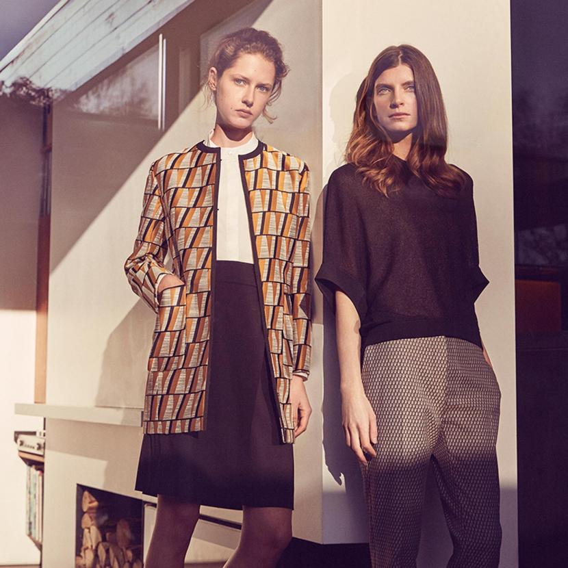 Shop the latest men's and women's fashion collection from Jaeger at Bluewater, Kent.
