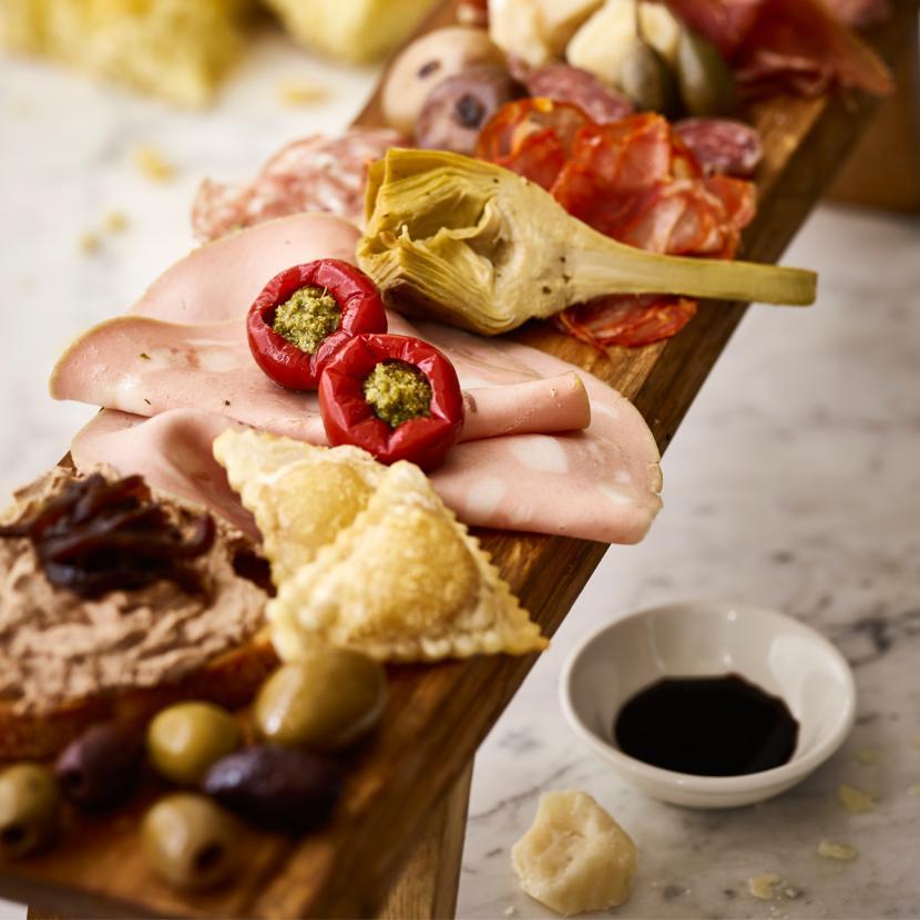 Carluccio's Italian restaurant at Bluewater, Kent