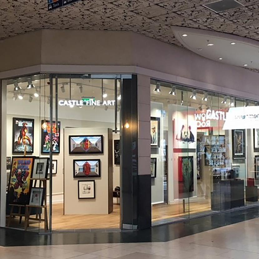 Castle Fine Art, Bluewater, Kent