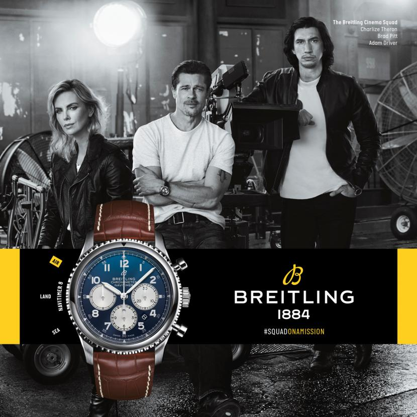 Breitling, Bluewater, Kent