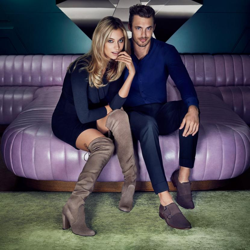 Dune London men's and women's shoes and accessories at Bluewater, Kent