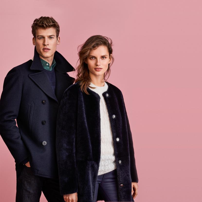 Gant menswear and womenswear at Bluewater, Kent