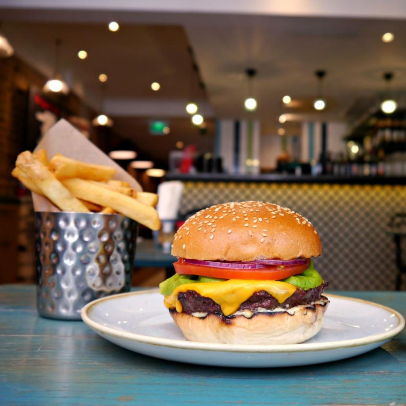 Burger Kitchen: Bluewater Shopping & Retail Destination, Kent