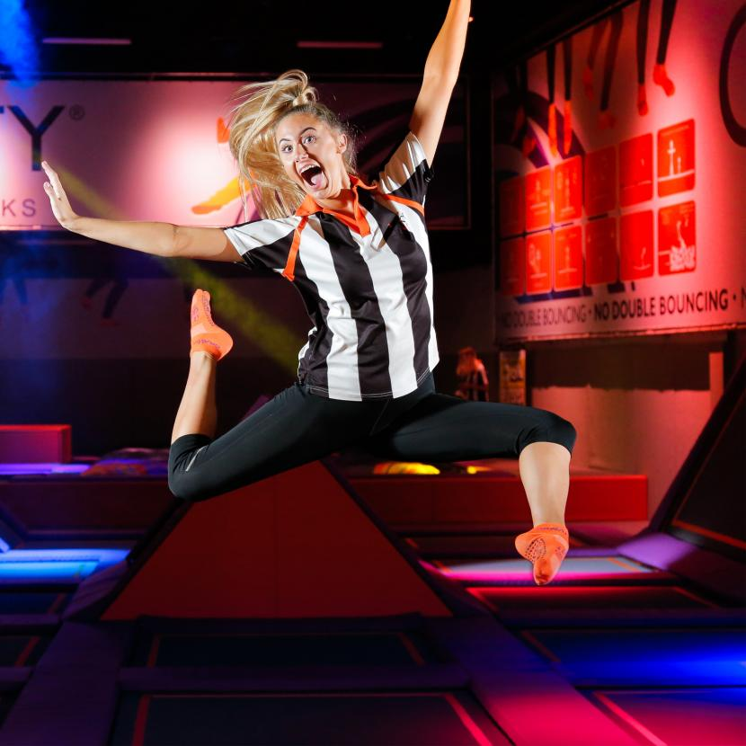 Gravity Trampoline Park, Bluewater, Kent