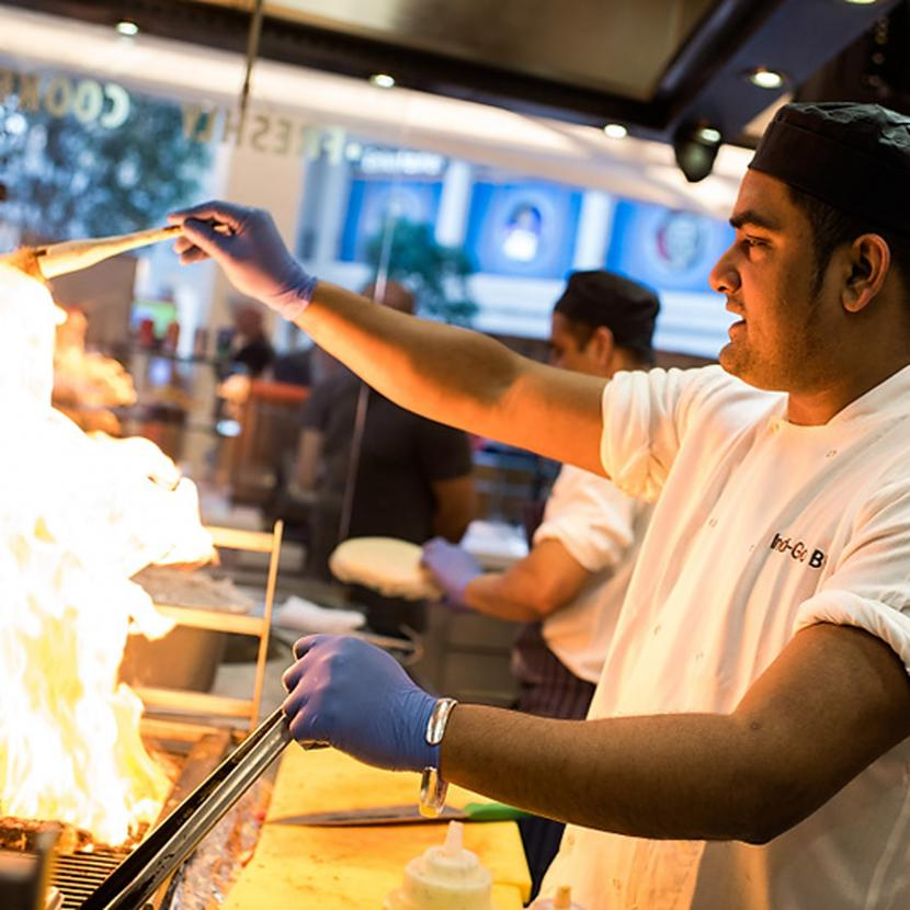 Indi-Go Indian street food at Bluewater, Kent