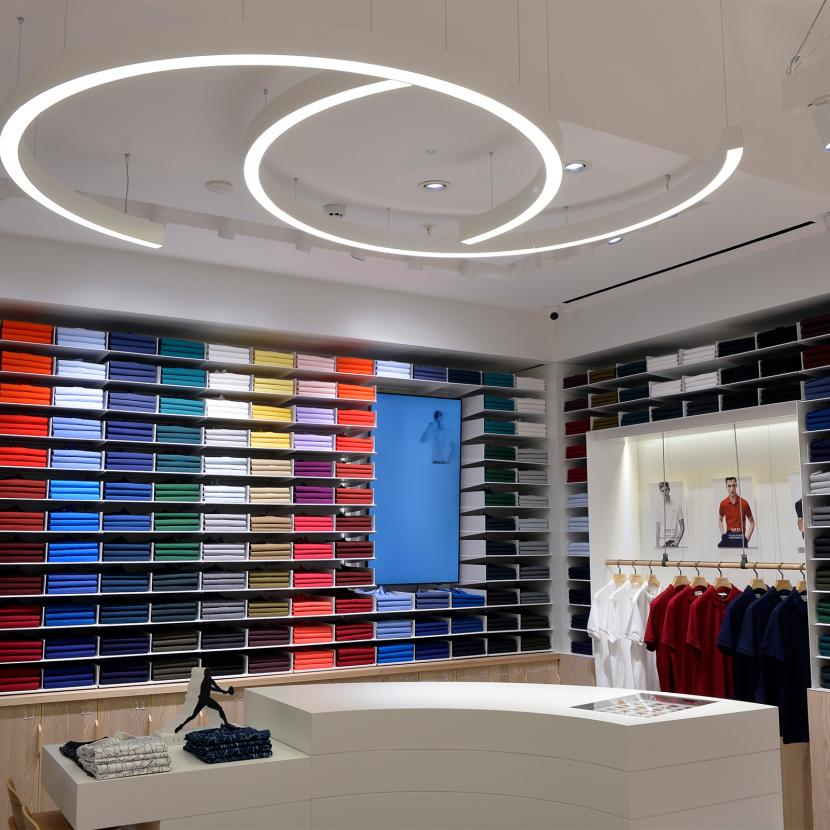 Lacoste, Bluewater, Kent