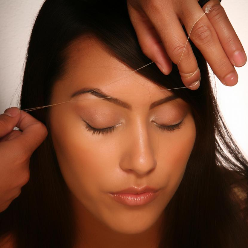 Malika threading and beauty treatments at Bluewater, Kent.