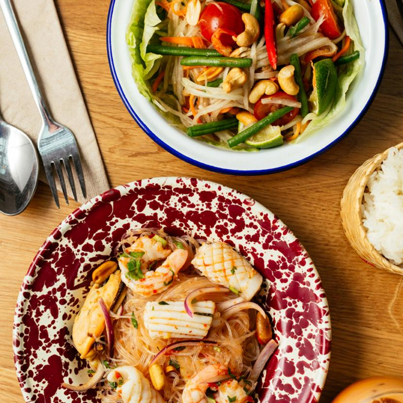 Rosa's Thai Café now open, Bluewater, Kent