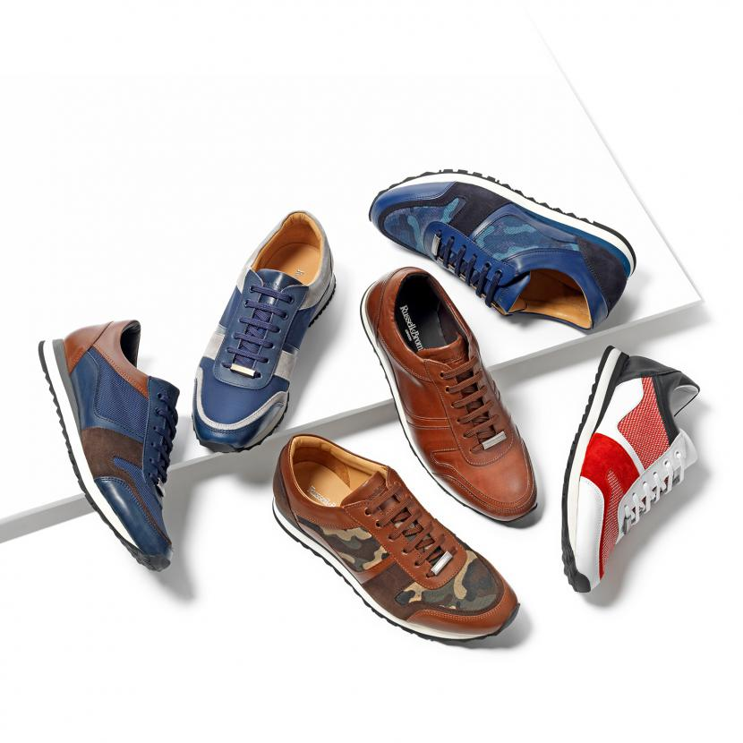Russell & Bromley men's and women's shoes and bags at Bluewater, Kent