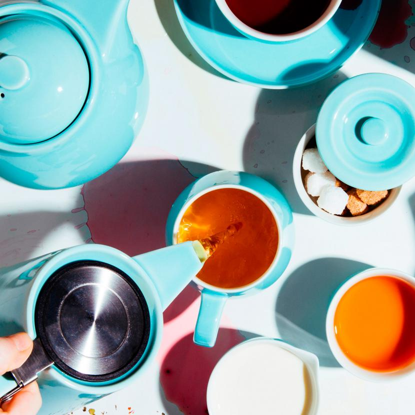 T2 tea and teaware at Bluewater, Kent