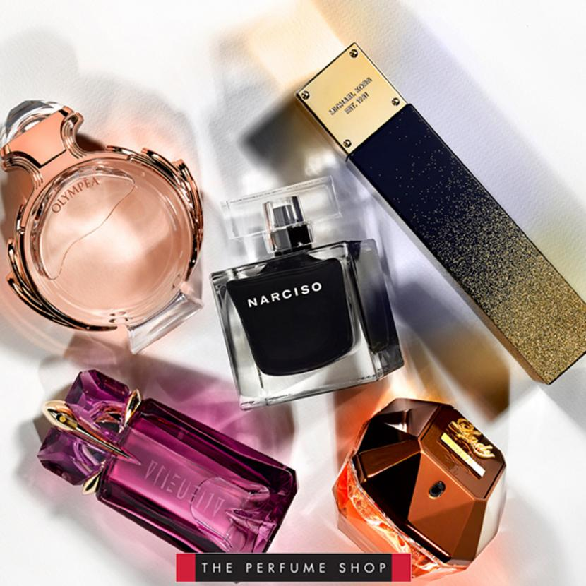 The Perfume Shop fragrances and scents for men and women at Bluewater, Kent
