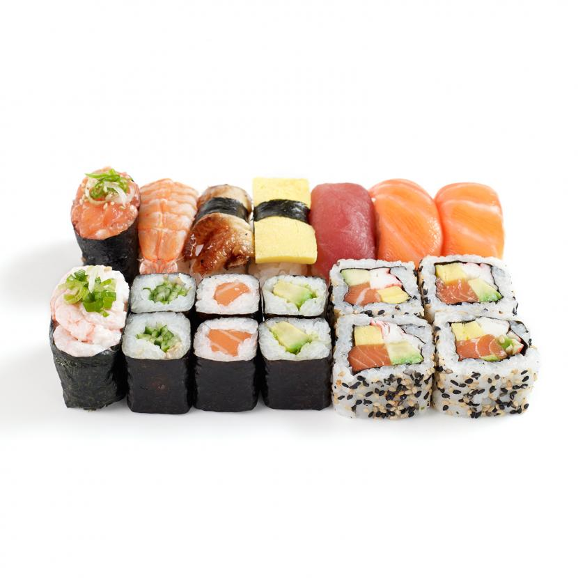 Wasabi sushi and bento restaurant at Bluewater, Kent