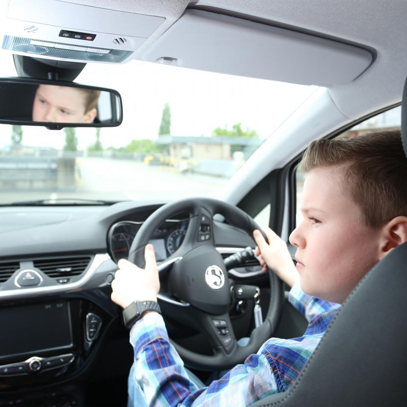Young Driver | Bluewater Shopping & Retail Destination, Kent