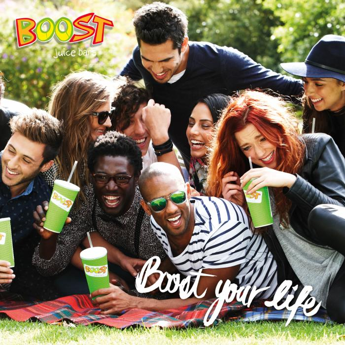 Grab 20% student discount at Boost, Bluewater, Kent