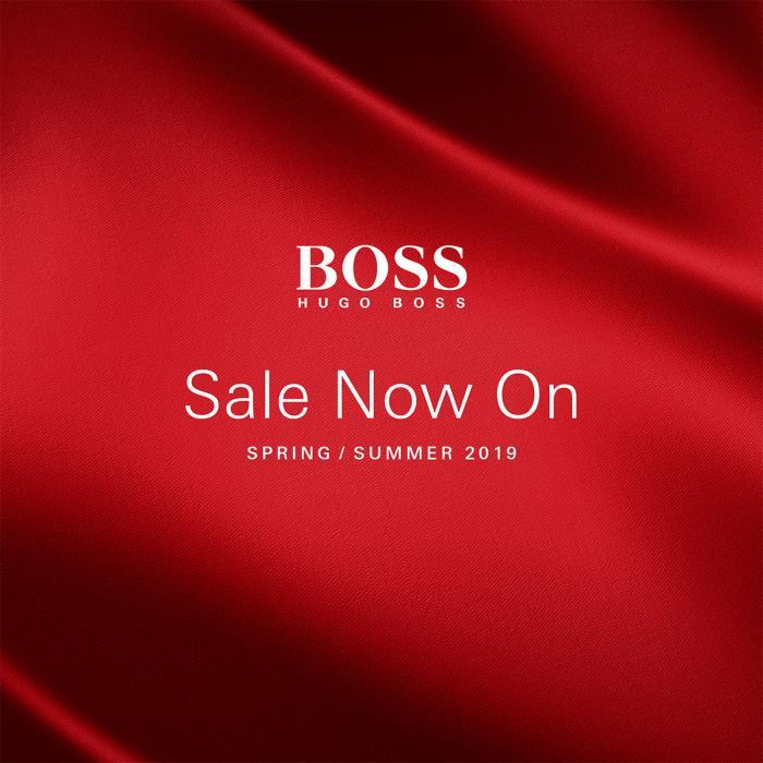 Boss Sale, Bluewater, Kent