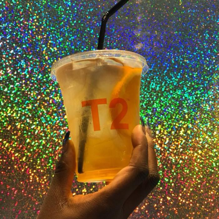 Spend £10 and get a Free Iced Brew at T2, Bluewater, Kent