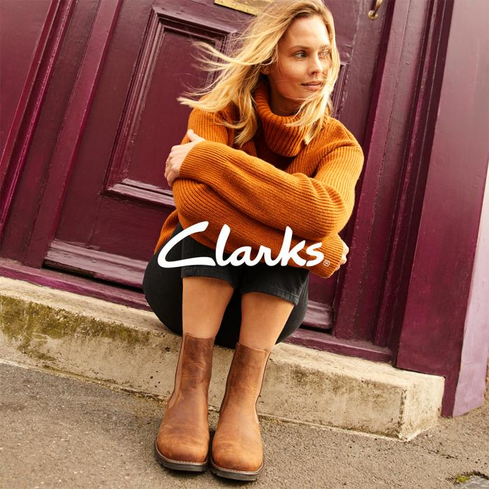 Clarks Adult Boot Promotion, Bluewater, Kent