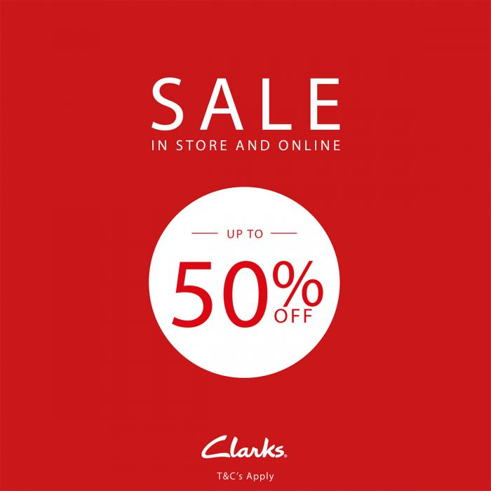 Clarks Sale now on, Bluewater, Kent