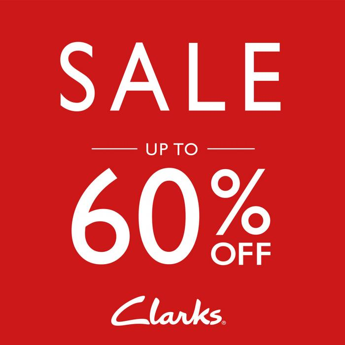 Clarks Sale, Bluewater, Kent