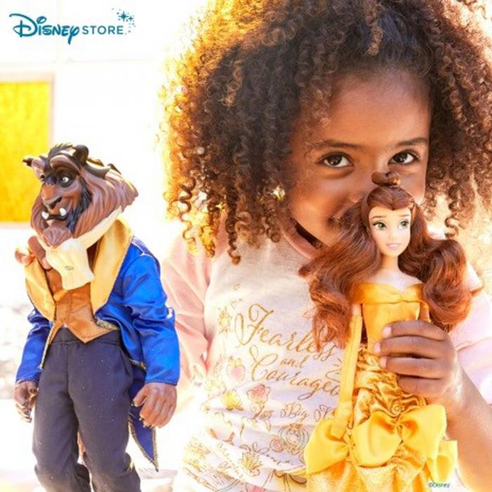 Classic Dolls now £10 at the Disney Store, Bluewater, Kent