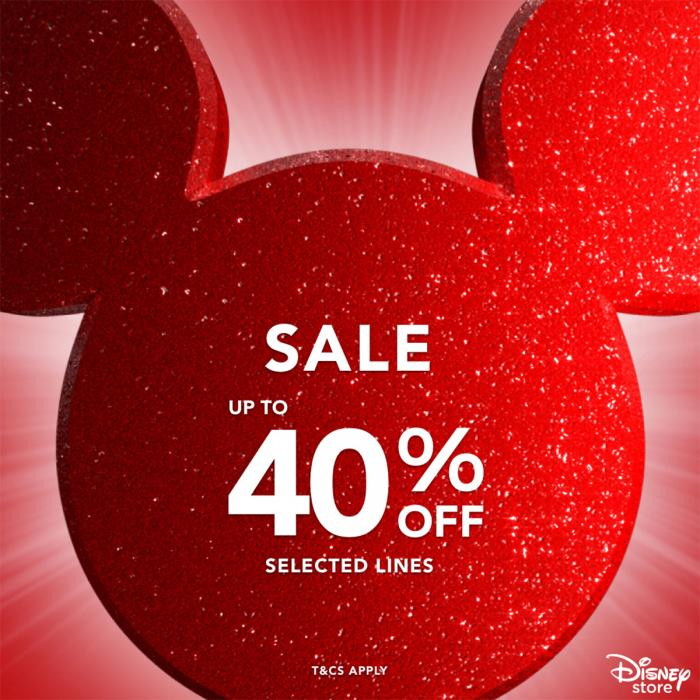 The Disney Store Sale continues, Bluewater, Kent