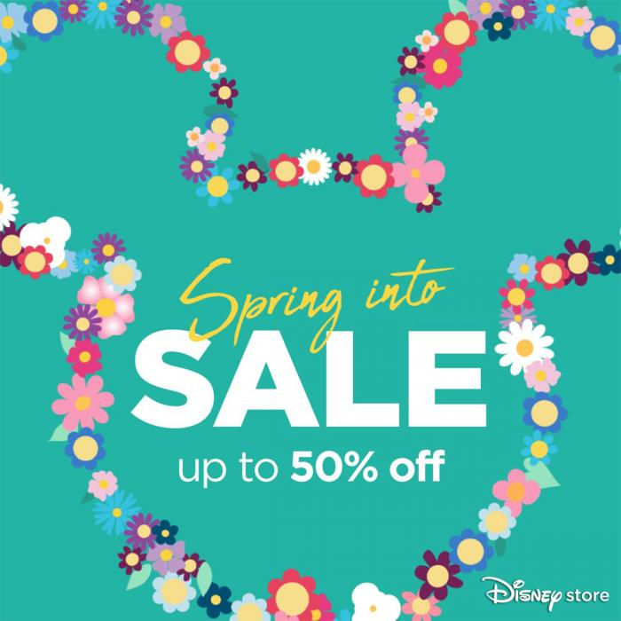 Disney Store Mid Season Sale, Bluewater, Kent