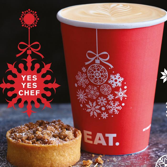 EAT Christmas Offer, Bluewater, Kent
