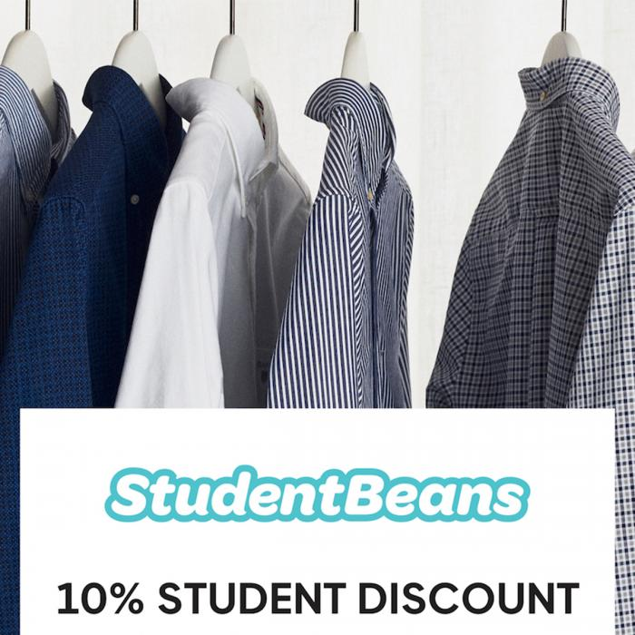 Gant All Year Student Discount, Bluewater, Kent