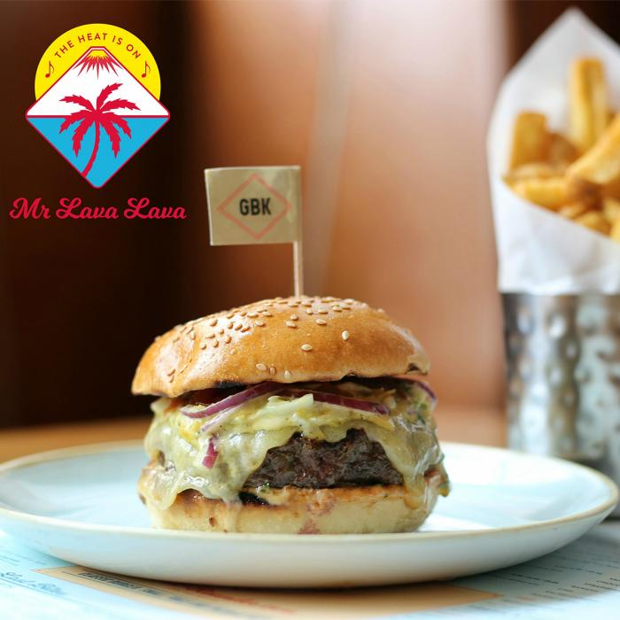 GBK Mr Lava Lava