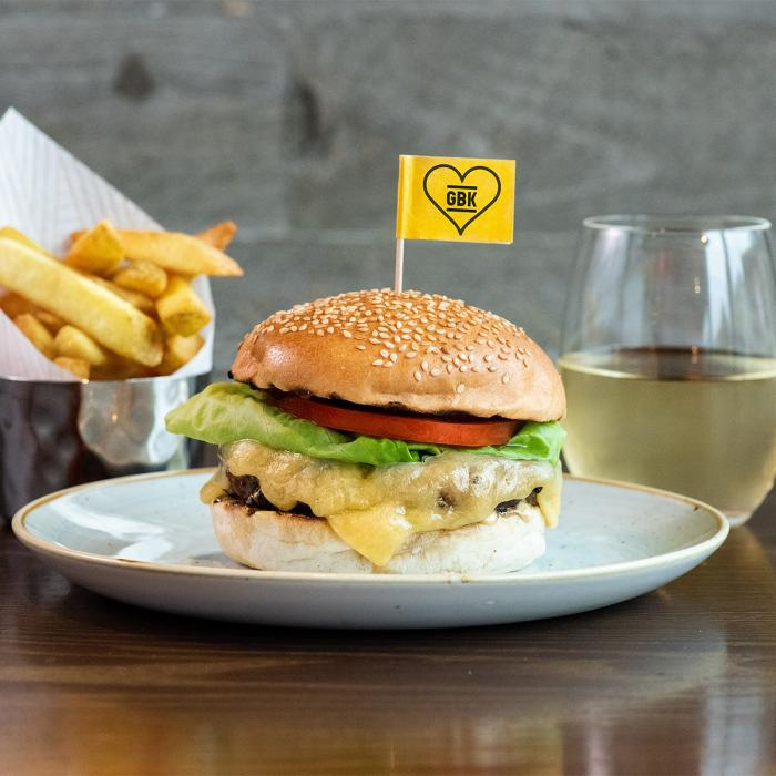 GBK Valentines Day offer, Bluewater, Kent