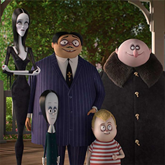 Come and join The Addams Family at Bluewater, Kent