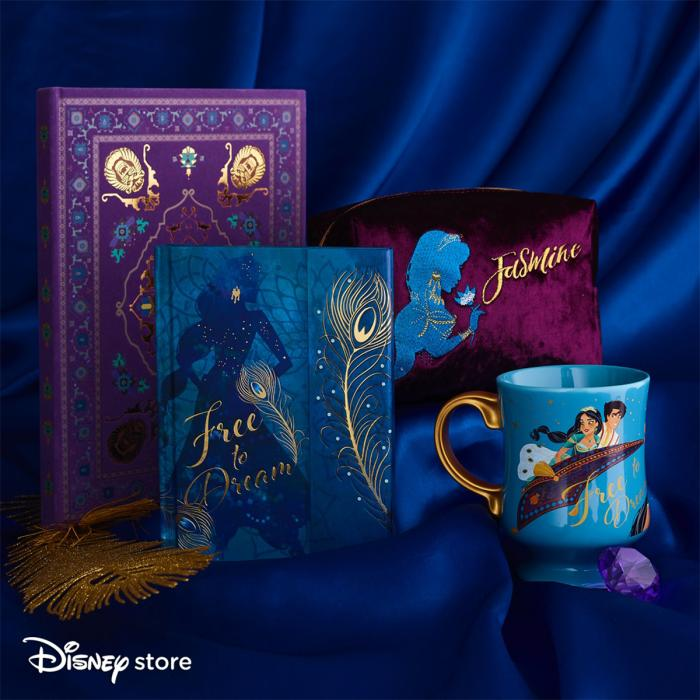 Aladdin new collection at Disney Store, Bluewater
