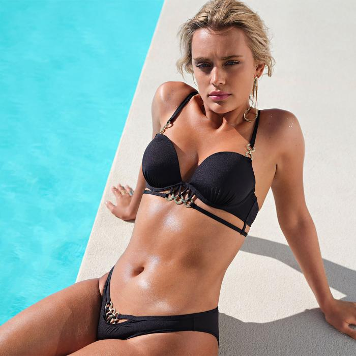 Glamorous beach collection at Ann Summers, Bluewater, Kent
