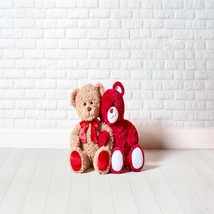 Love in Every Hug at Build-A-Bear, Kent, Bluewater