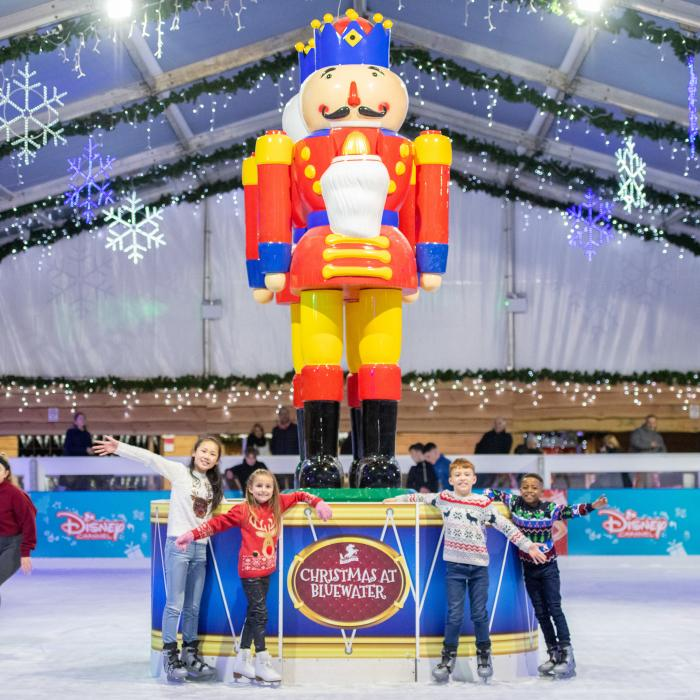 Ice Rink, Bluewater, Kent
